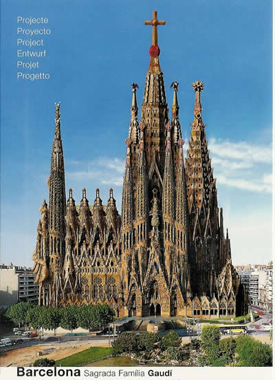 angie dave 39 s scrapbook sagrada familia. Black Bedroom Furniture Sets. Home Design Ideas